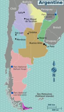 Grandes Villes D Argentine