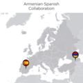 Armenian-Spanish Collaboration, 1 September 2018 - 20 September 2018.png
