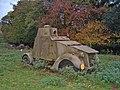 Armored car - geograph.org.uk - 1103842.jpg