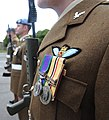 Army Air Corps Soldiers on Parade at Middle Wallop MOD 45153461.jpg