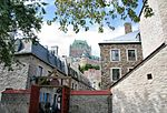 Old Quebec.