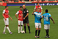 Arsenal free kick vs Sunderland 2.jpg