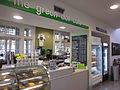 ArtMoor 2 June 2012 Library Green Dot Cafe Counter.JPG