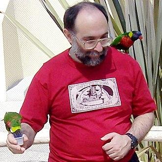Arthur Rubin - Rubin at the Aquarium of the Pacific in August 2006
