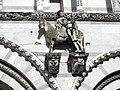 Artista lombardo-lucchese, san martino a cavallo e il mendico, 1200-20 ca. (copia) 01.JPG