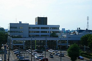 Asaka, Saitama City in Kantō, Japan