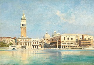 Venice, View of St. Mark's Square