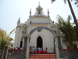 Assumption Monastery Parish Church, Neeleeswaram