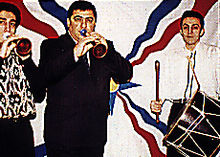 Assyrische Volksmusik