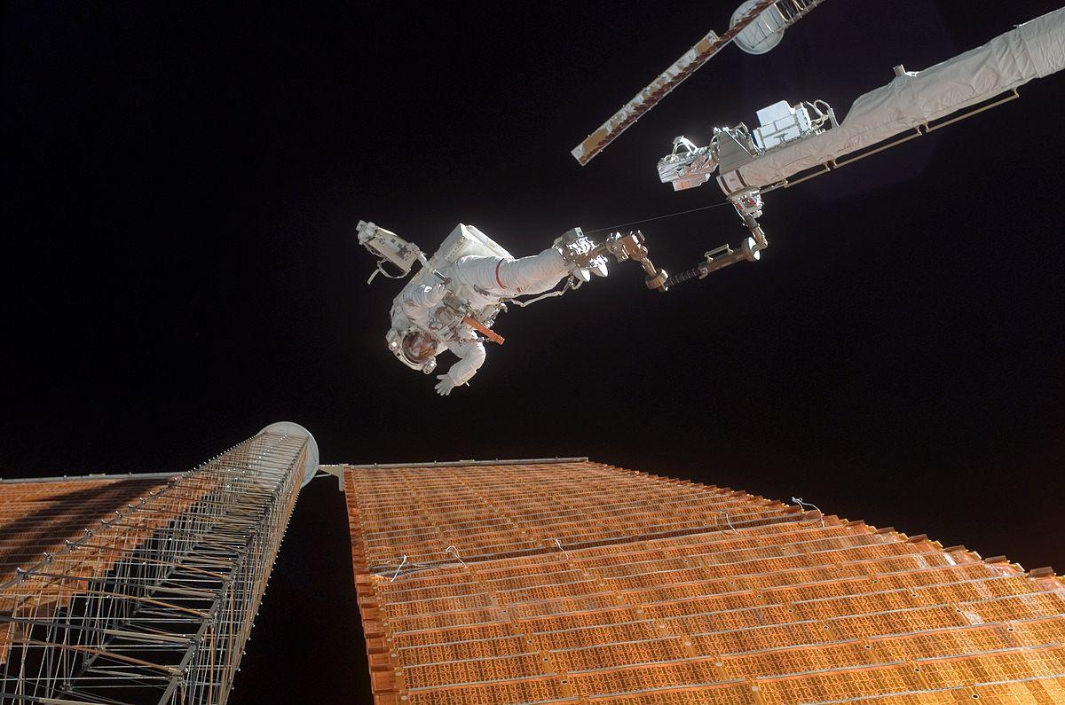 International Space Station Maintenance Wikipedia