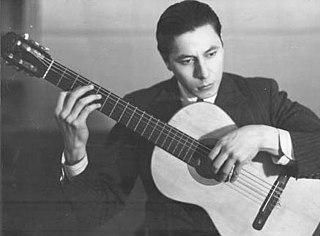 Atahualpa Yupanqui Argentine singer
