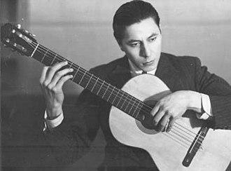 Atahualpa Yupanqui - Yupanqui in 1935