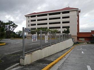 Ateneo de Manila University Dormitory - Image: Ateneodormitoryjf 1821 02