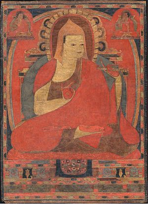 Pala Empire - Atisha was a Buddhist teacher, who helped establish the Sarma lineages of Tibetan Buddhism.