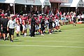 Atl Falcons training camp July 2016 IMG 7731.jpg