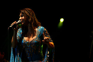 Natacha Atlas, 2008