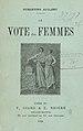 Auclert - Le vote des femmes, 1908 (page 1 crop).jpg