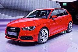 Audi - A3 - Mondial de l'Automobile de Paris 2012 - 201