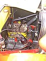 Austin 7 ACT Historic Car 195 engine-right.JPG