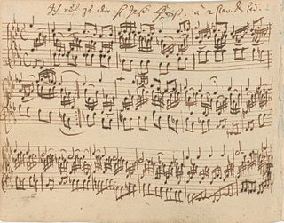 Bach Digital Online database of Bach family compositions