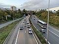 Autoroute A86 vue depuis Avenue Faidherbe Rosny Bois 3.jpg