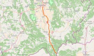 motorway in Kosovo