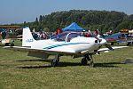 Aviamilano F8L Falco II, Private JP7687145.jpg