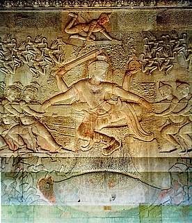 Mythical beings, demi-gods, demons in Indian religions