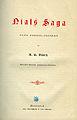 Bååth, Nials Saga (1879) title page.jpg