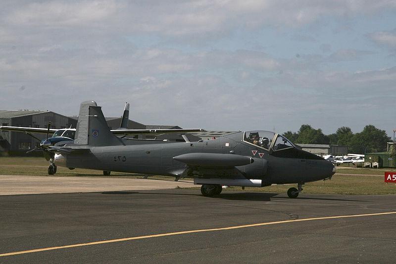 File:BAC Jet Provost at Shoreham airshow 3 (9648841862).jpg