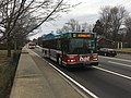 BAT route 12 bus in Randolph, January 2017.jpg
