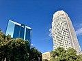 BB&T Tower and Wachovia (Wells Fargo) Center, Winston-Salem, NC (49031207687).jpg