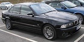 Bmw E39 M5 >> Bmw M5 Wikipedia