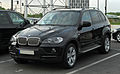 BMW X5 3.0sd (E70) – Frontansicht, 16. April 2011, Düsseldorf.jpg