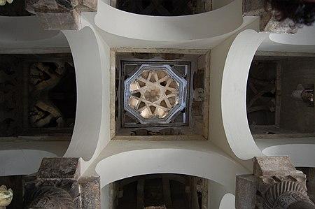 مسجد باب المردوم في مدينة طليطلة بإسبانيا