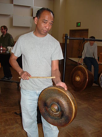 Babendil - Student demonstrating the proper way to use the babendil