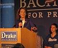 Bachmann at Drake University 005 (6355967421).jpg