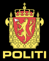 Badge of the Norwegian Police Service.svg