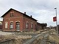 Bahnhof Schönberg, Straßenseite.jpg