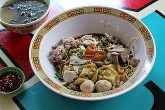 Hill Street Tai Hwa Pork Noodle - Bak chor mee at Hill Street Tai Hwa Pork Noodle