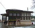 Bakhchisaray Palace, Harem building in winter 01.jpg