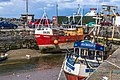 Balbriggan, The Harbour At Low Tide - panoramio.jpg