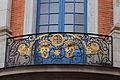 Balconie of the Capitole de Toulouse 18.JPG