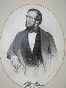 Balfe in 1846 (Source: Wikimedia)