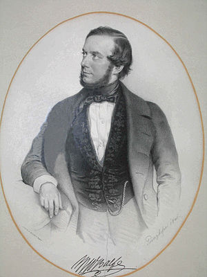 Michael William Balfe - Balfe in 1846
