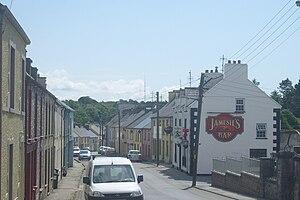 Ballintra - Ballintra village.