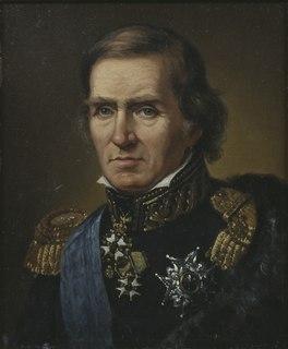 Baltzar von Platen (statesman) Swedish politician (1766-1829)