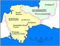 BampfyldeFamilySeats Devon&Somerset.PNG