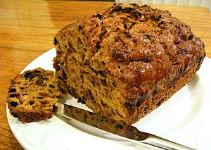 Bara brith - Bara Brith, a traditional Welsh bread