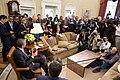 Barack Obama and Abdullah II meet the press.jpg